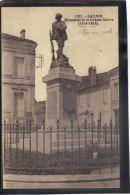 17151 . SAUJON . MONUMENT DE LA GRANDE GUERRE . - Saujon