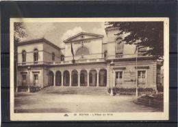 17157 . ROYAN . L HOTEL DE VILLE . ANNEE  1933 - Royan