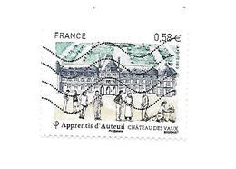 Les Apprentis D'Auteuil N°4738 Oblitéré Année 2013 - Gebruikt