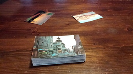 UNITED STATES Of AMERICA  USA  Lot 80 Postcards Traveled Or Not Traveled  Small Format CPSM - Cartoline