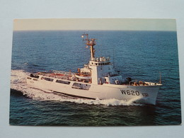 USCGC RESOLUTE ( WMEC-620 ) Anno 19?? ( Voir Photo ) ! - Guerre