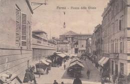 Emilia Romagna Parma  - Parma Piazza Della Ghiaia     Reincollata - Parma
