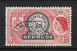 BERMUDA   1953 Local Motives And Queen Elizabeth II  *1848 Perot Stamp - Bermuda