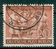 Berlin 1954 / MiNr.   125    O / Used  (d2045) - [5] Berlin