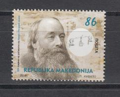 Macedonia Mazedonien 2018  MNH ** Ma 789 Joule - Mazedonien
