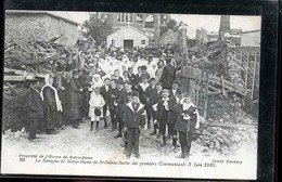 NOTRE DE DAME DE BREBIERES COMMUNIANS                     RARE - Autres Communes
