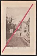 76 LE HAVRE - Graville-Sainte-Honorine -- L'Escalier Montmorency _ (édition Delamotte) - Le Havre