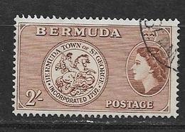 BERMUDA   1953 Local Motives And Queen Elizabeth II    #146* - Bermuda