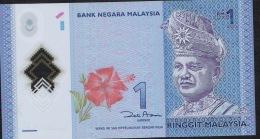 MALAYSI   NLP   1   RINGGIT   2012    UNC. - Malaysie