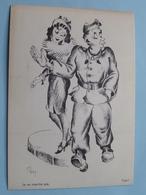Je Ne Marche Pas - FOEI ( GEA / Serie 1 N° 10 - Voor Onze Jongens ) Anno 19?? SM - LD ( Voir Photo ) ! - Humoristiques