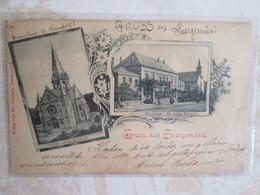 Gruss Aus Saargemund.  Sarreguemines .  1898 - Sarreguemines