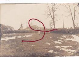 57 Saint Privat 1917 Feld Rekruten Lager  Carte Photo Allemande - Otros Municipios