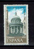 TIMBRE 1973 MNH BEAUX-ARTS ACADEMY ROME - Monumentos