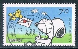 2018  Peanuts  70 Cent Wert (gezähnt) - [7] République Fédérale