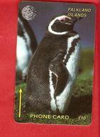 FALKLAND ISLANDS  Phonecard  GPT 1CWFB - Falkland Islands