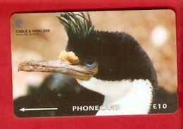 FALKLAND ISLANDS  Phonecard  GPT 229CFKA - Falkland Islands