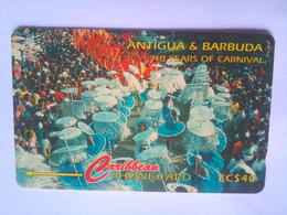 181CATG Mas Troupe EC$40 - Antigua Et Barbuda