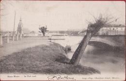 Basse Wavre Waver Le Pont Rond (pli) - Wavre