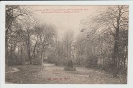 NEUILLY SUR SEINE - HAUTS DE SEINE - INSTITUTION DE MMES THAVENET TAYLOR - 108 AV DU ROULE - UN COIN DU PARC - Neuilly Sur Seine