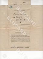 29600 CHINA 1939 TELEGRAM RADIOTELEGRAFONICO RADIO TELEGRAFO DELLA MARINA ITALIANA FROM PECHINO BEIJING TO TIENTSIN - Documenti Storici