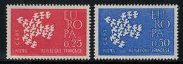 Europa-CEPT // France // 1961 Timbres Neufs** - Europa-CEPT