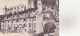 CPA - 32. PAU - La Porte Du Moulin Et Le Château - Pau