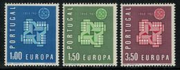 Europa-CEPT // Portugal // 1961 Timbres Neufs** - Europa-CEPT
