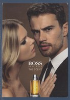 = Boss, Hugo Boss, Eau De Toilette Pour Homme, The Scent, Parfum Irrésistible - Advertising