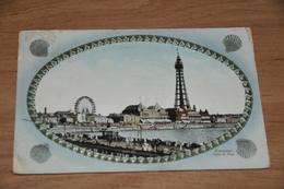 4604- Blackpool From N. Pier - 1911 - Blackpool