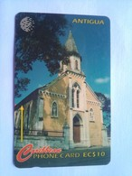 18CATD St Joseph's Cathedral EC$20 - Antigua And Barbuda