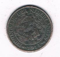1 CENT 1914 NEDERLAND /6293/ - [ 3] 1815-… : Kingdom Of The Netherlands