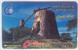 6CATA Sugar Mill EC$10 - Antigua And Barbuda