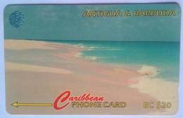 16CATB Pink Sand Beach EC$20 - Antigua And Barbuda
