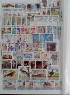 Kampuchea, Kambodscha, Cambodge, Cambodia, Collection Of 83 Beautiful Stamps, No Doubles - Kampuchea