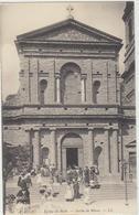Corse Du Sud Ajaccio  Eglise Saint Roch Sortie De Messe - Ajaccio