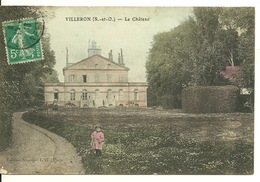 95 - VILLERON / LE CHATEAU - Frankrijk