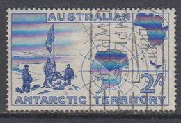 AAT 1957 Erforschung Der Antarktis 1v Used (40783B) - Australisch Antarctisch Territorium (AAT)