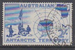 AAT 1957 Erforschung Der Antarktis 1v Used (40783D) - Australisch Antarctisch Territorium (AAT)