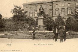 Metz Prince Frédéric Charles Nels 104/19 - Metz