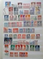 Noorwegen, Norway, Norvege, Norge, Norwegen,  Collection Of 79 Selected Stamps - Noorwegen