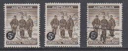 AAT 1959 Antarctic Explorers 1v Used 3x  (40783B) - Australisch Antarctisch Territorium (AAT)
