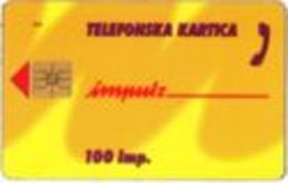 SLOVENIA SCHEDA TELEFONICA Nepotiskane - (Opomba: Naklada Se Spreminja) A156446 - Telefonkarten