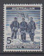 AAT 1961 Definitive / Antarctic Explorers 1v  ** Mnh  (40783D) - Australisch Antarctisch Territorium (AAT)