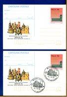 ITALIA - Cartolina Intero Postale - 1992    MANTUA  -  MANIFESTAZIONE FILATELICA MANTOVA - 6. 1946-.. Repubblica