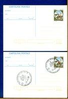 ITALIA - Cartolina Intero Postale - 1995    CASTELLO DI ITRI - 6. 1946-.. Repubblica