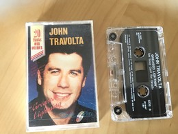 Rox Musicassetta John Travolta Greased Lightning Double Play RARE - Cassette