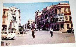 Antigua Postal - Melilla, Avenida, Detalle - Circulada, 1959 - Melilla