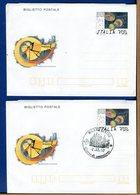 ITALIA - Biglietto Postale  - 1992 - GALILEO  GALILEI - 6. 1946-.. Repubblica