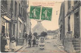 TOUROUVRE - GRANDE RUR CARREFOUR DE LA ROUTE DE MORTAGNE - Otros Municipios