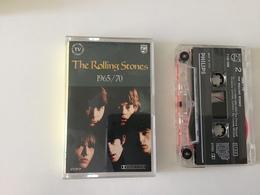 Rox ROLLING STONES 1965/70 ITALY PHILIPS 1982 MC Musicassetta - Cassettes Audio